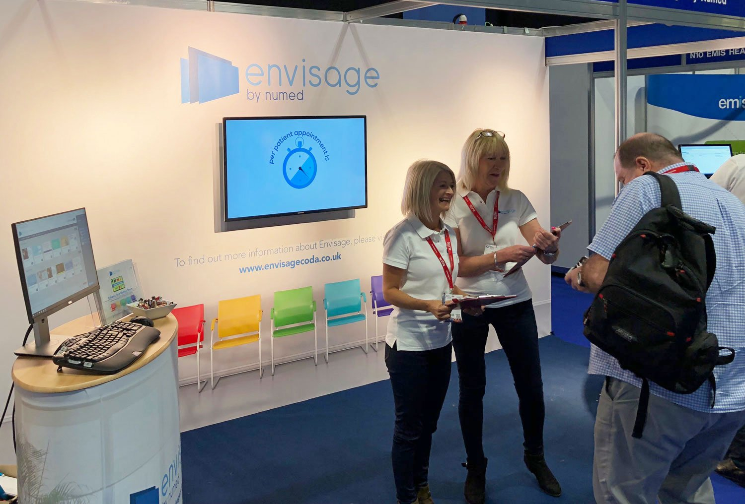 envisage by numed at best practice conference